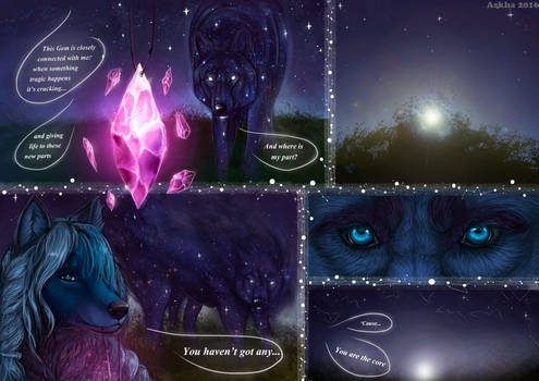 Water Wolf and Starry Hound P2