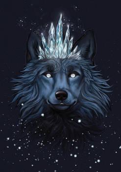 Ice moon queen