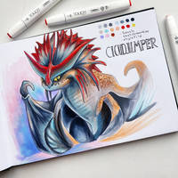 Marker Cloudjumper by light-askha