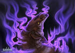 Aurora Howl by light-askha