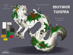 Mother Tundra Hatchling