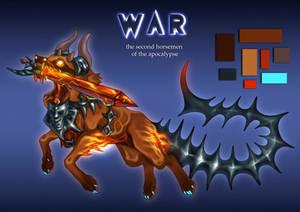 War Adoptable Auction OPEN
