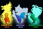 Sillouette Adopt Auction OPEN by light-askha