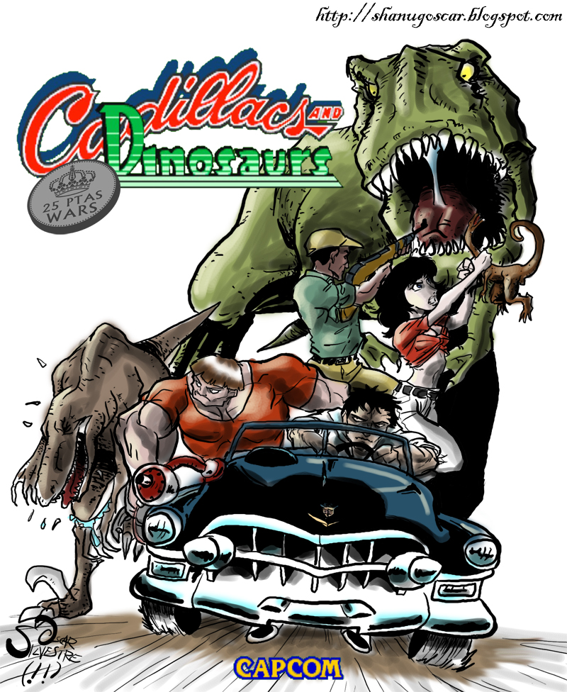 cadillacs and dinosaurs by shanug on deviantart. Cars Review. Best American Auto & Cars Review