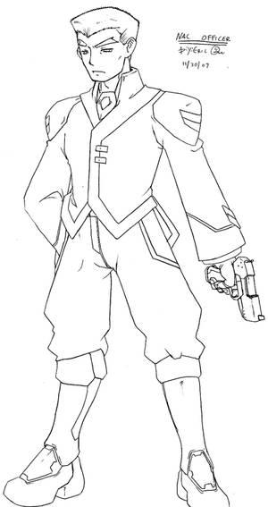 NAC Sergeant - Auto Pistol