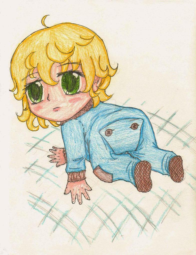 Cute Anime Baby by xXExBooXx on DeviantArt