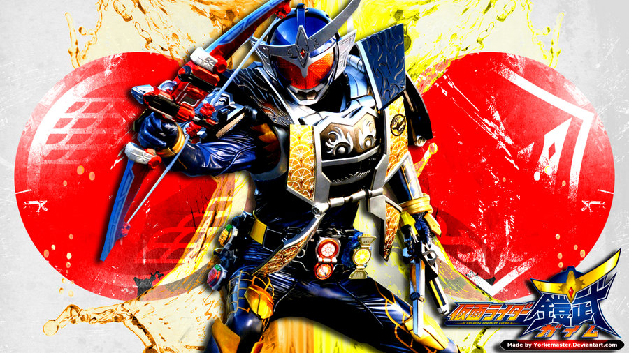Kamen Rider Gaim by geonzeper on DeviantArt