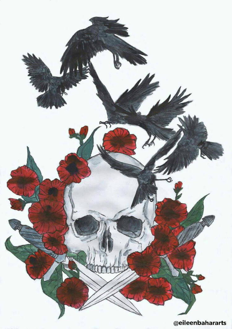 Six of Crows  by ShyyBoyy