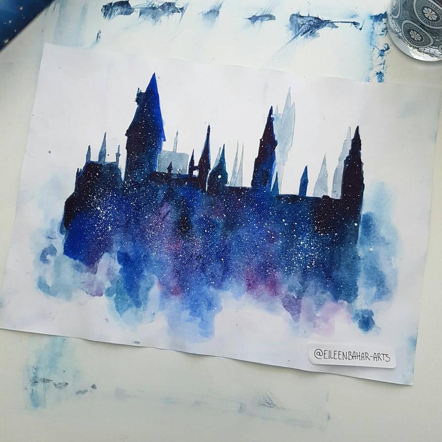 Hogwarts by ShyyBoyy