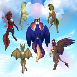 The New Avatars of Harmony