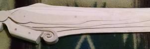 WIP - Farscape Qualta Blade Project