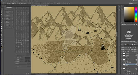 Map WIP