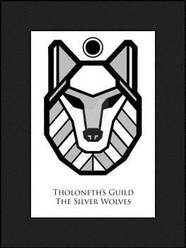 Tholoneth's Silver Wolves