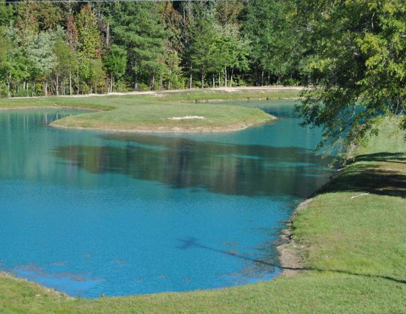 Blue Lake 02 by disturbeddragon