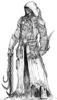 Assassin Concept by AlexBoca