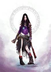 Wraith by AlexBoca
