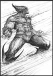 X-Men fan art