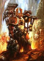 Warhammer fan art 2 by AlexBoca