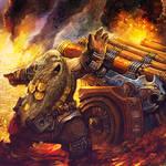 Dwarf Gunner