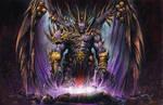 Warhammer 40k Demon
