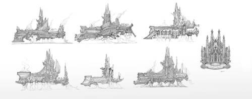 Miniature concepts by AlexBoca