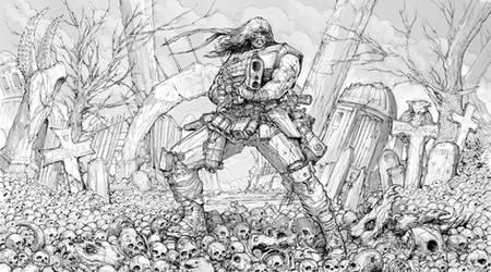 SturmFront - The Mutant War by AlexBoca