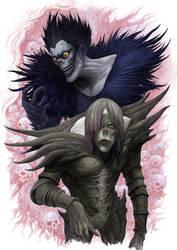 Death Note by AlexBoca