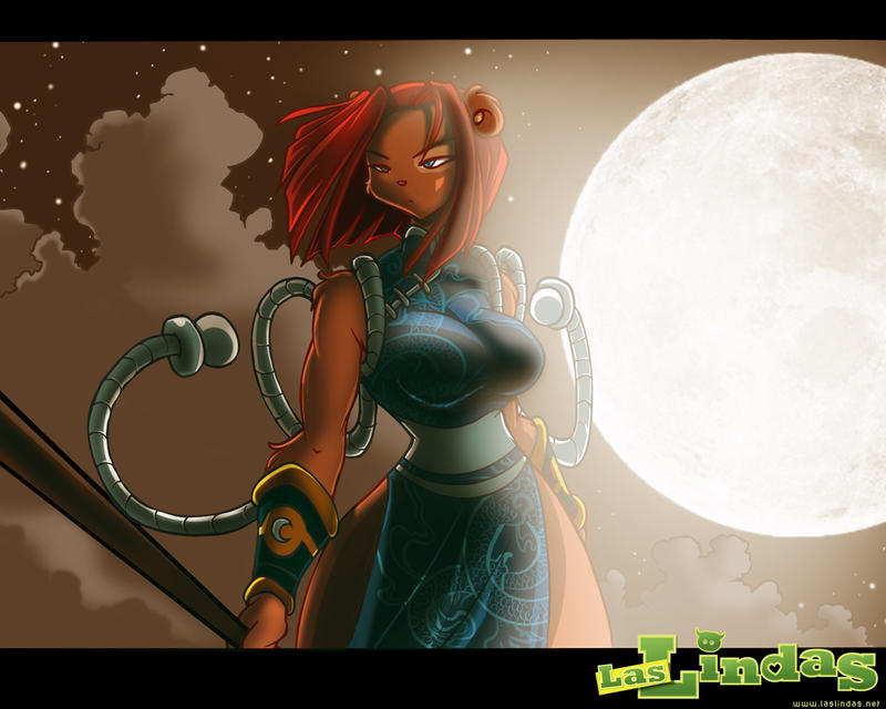 Ambar Moon WP by ChaloDillo