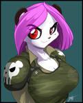 Army Pandagirl
