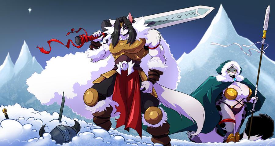 Vikings by ChaloDillo