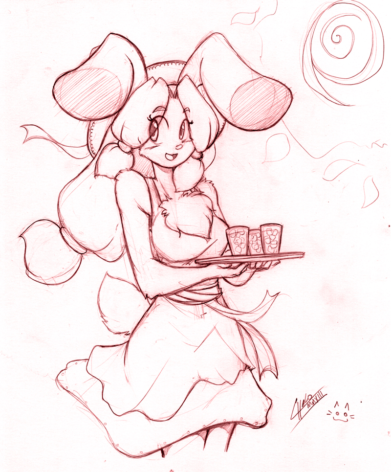 Taffy Pencils by ChaloDillo