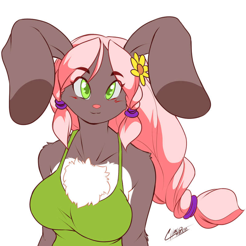 Taffy Bust by ChaloDillo
