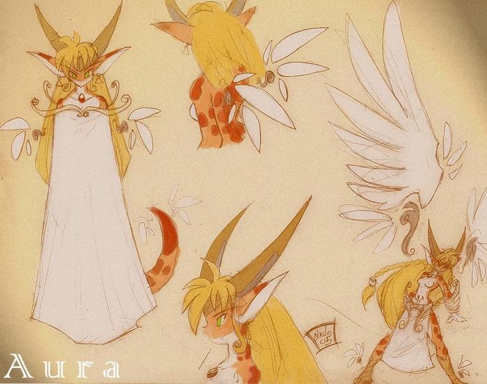 Dragon Princess by ChaloDillo