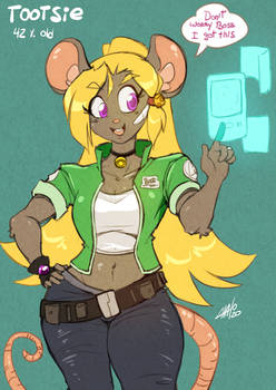 Mouse Boss