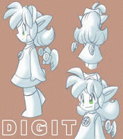 Digit First by ChaloDillo