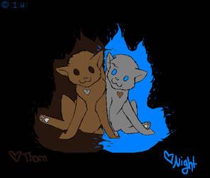 Fur Spirits by xNightloveThornx