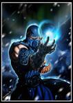 Sub-Zero -Mortal Kombat