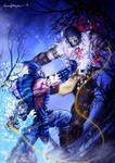 Sub Zero Vs Scorpio-Mortal Kombat x