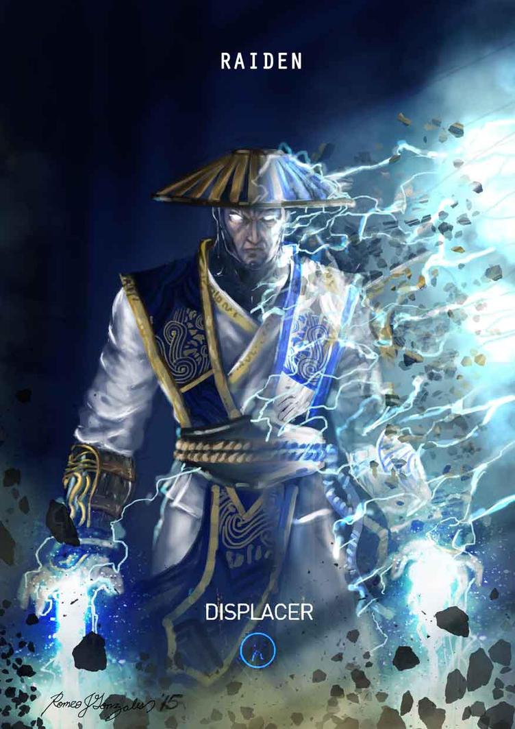 Dark Raiden Mortal Kom...