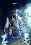 Mortal Kombat X Raiden Displacer