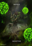 Mortal Kombat X Reptile Deceptive