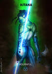 Mortal Kombat X Kitana-mournfull  Variation