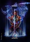 Mortal Kombat X Kenshi-Balanced Variation