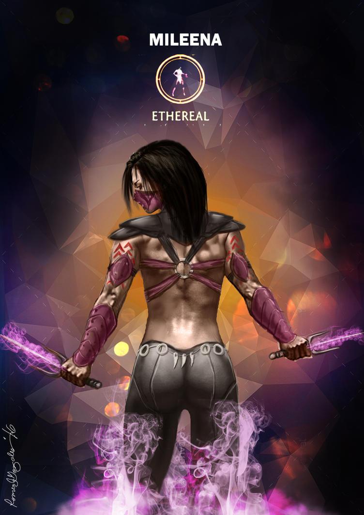 Mortal Kombat Mileena Sexy