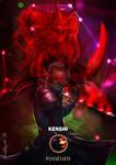 Mortal Kombat X Kenshi-Possessed Variation