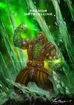 Mortal Kombat X Tremor- Crystalline Variation