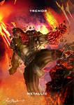 Mortal Kombat X Tremor- Metallic Variation