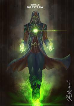 Mortal Kombat X Ermac-Spectral Variation
