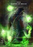 Mortal Kombat X Ermac-Master of Souls Variation