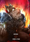 Mortal Kombat X-Ferra and Torr -Ruthless Variation